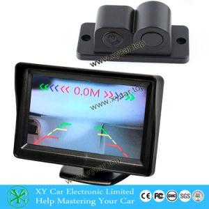 Car Visible Parking Sensor with Rear View Camera Xy-9818