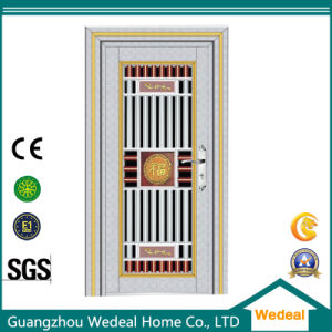 Bulk Supply High Quality Stainless Steel Metal Security Door for Projects pictures & photos