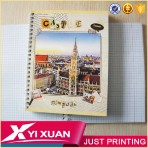 Wholesale Cheap Custom A4 A5 A6 Paper Spiral Notebook pictures & photos
