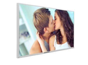 98-Inch Professional Uhd 4k LCD Monitor, 3840X2160p, VGA/HDMI in, Wall Mount pictures & photos