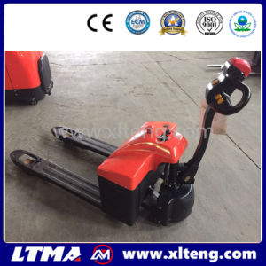 Ltma High Quality 1.5 Ton Electric Pallet Truck pictures & photos