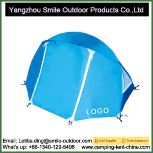 4 Person Waterproof Booth Custom Camping Mobile House Tent pictures & photos