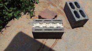 Automatic Insulated Block Making Machine Concrete Brick Machine pictures & photos