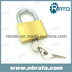 Heavy Duty Brass Padlock with Master Key pictures & photos