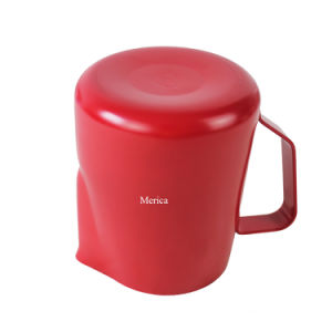 Red Surface Stainless Steel 304 Milk Pitcher pictures & photos