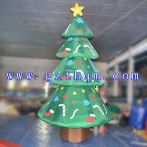 Holiday Decoration Inflatable Christmas Tree Outdoor/New Design Event Decoration for Christmas pictures & photos