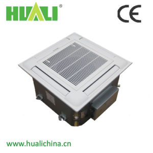 Four Way Discharge Ceiling Cassette Fan Coil Unit with Chilled Water pictures & photos