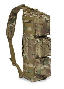 Military Tactical Outdoor Water-Proof European Multicam Tactical Hiking Shoulder Camping Backpack pictures & photos