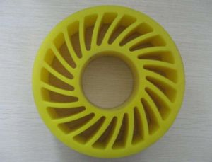 PU No Crush Wheels for Paper Machine, PU Paper Pressing Wheel for Paper Production Line pictures & photos