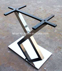Thick Cast Iron Table Base Leg/Chorme Furniture Leg (LL-BC083) pictures & photos