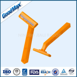 Twin Blade Disposable Razor, Medical Razor U. S. a pictures & photos