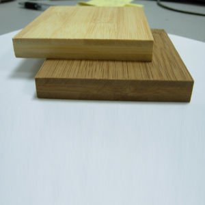 High Quality Xingli Crosswise Laminating Bamboo Fiber Board pictures & photos
