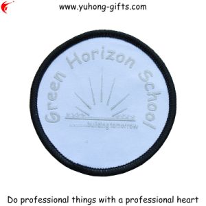 Wholesale OEM Custom School Uniform Patch (YH-WB036) pictures & photos