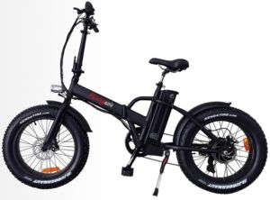 Folding Electric Bike E-Bike 20 Inch Fat Tire pictures & photos