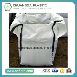 Sleeve Belt FIBC Big Ton Cement Bag with Open Top pictures & photos