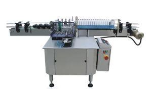 Cold Glue Paper Label Paste Machine pictures & photos