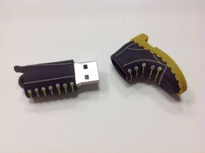 Cute Shape USB PVC Flash Driver USB Flash Memorry Disk pictures & photos