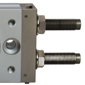 Dopow Msqb50 Rack and Pinion Rotary Pneumatic Cylinder pictures & photos