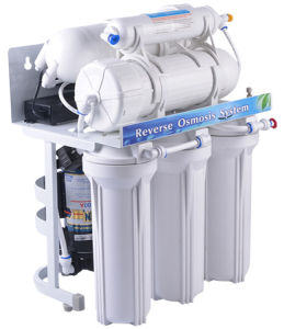 Auto Flush RO Water Purification System pictures & photos