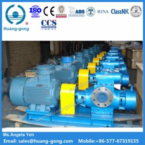 Crude Oil Double Screw Pump for Oil Tankers pictures & photos