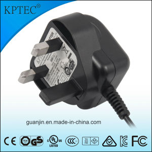Kptec 5V 1A AC Adapter with Ce BS Certificate pictures & photos