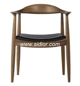 SD1013 Kennedy Living Room Hotel Furniture Wood Restaurant Dining Chair pictures & photos