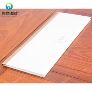 Flannelette Paper Printing Office Stationery / Folder pictures & photos