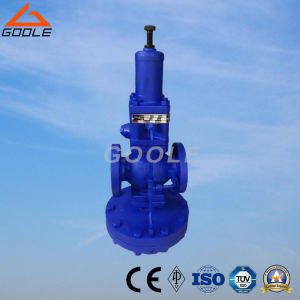 Stainless Steel Pressure Regulating Valve for Steam (GADP27) pictures & photos