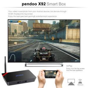 2016 Ott Box Pendoo X92 S912 2g 16g Octa Core Kodi 17.0 TV Box pictures & photos