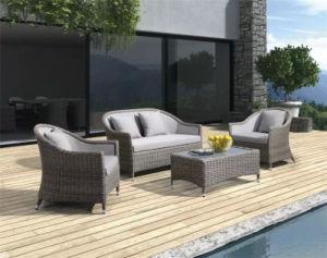 PE Rattan Aluminum Garden Sofa Furniture pictures & photos