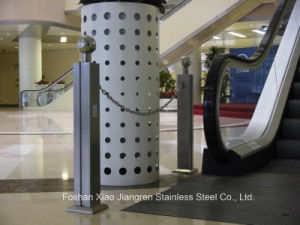 Stainless Steel Ball Joint Handrail Steel Railing for Building Material