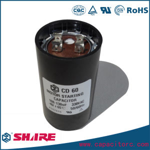 CD60, Aluminum Electrolytic Capacitor; Polyester Film Capacitors; Through Hole pictures & photos