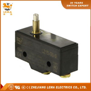 Lema 15A 250VAC Slim Plunger Micro Limit Switch Lz15-GS-B pictures & photos