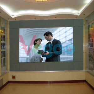 Vg Full Color Indoor LED Display 7.62mm