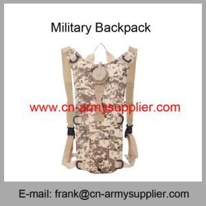 Police-Camouflage-Military-Outdoor Backpack-Army Backpack pictures & photos