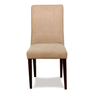 Comfortable Wooden White Restaurant Dining Chair pictures & photos