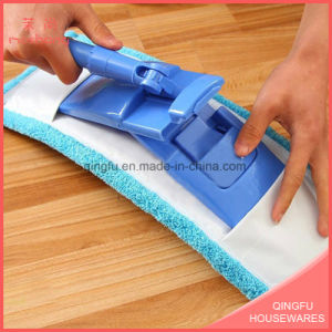 Durable Coral Fleece Flat Dust Mop pictures & photos