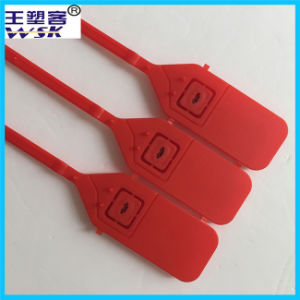 Cargo Shipping Package Bags Tamper Proof Lock Disposable Plastic Container Seal Single Use pictures & photos