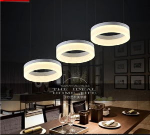 Acryli Round LED Acrylic Residential Ceiling pictures & photos