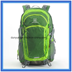 Factory Varity Colour 40L Nylon Travel Sport Backpack, Outdoor Hiking Backpack, Multi-Functional Climbing Camping Backpack Bag pictures & photos