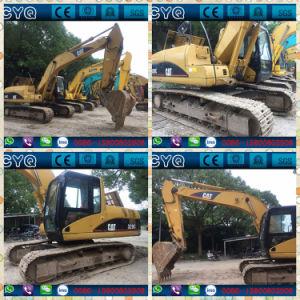 Used Original Caterpillar Excavator Cat 320c for Sale pictures & photos