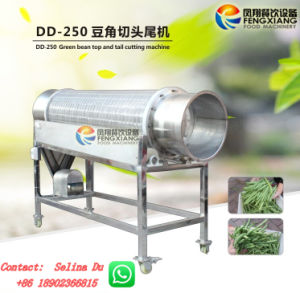 Dd-250 Green Bean Top & Tail Snipper Machine (250-500kg/h) pictures & photos