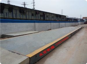 Scs-100 3*18m Weigh Bridge Truck Weight Meters pictures & photos