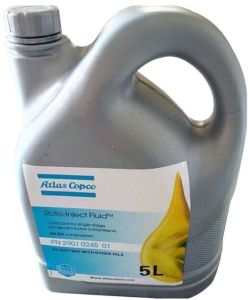 Atlas Copco Roto - Inject Duty Fluid 5 Liter Air Compressor Lubricating Oil pictures & photos