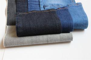 Cotton Spandex Selvage Denim pictures & photos