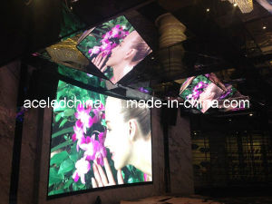 2017 LED P3 Indoor Color TV RGB LED Display Screen pictures & photos