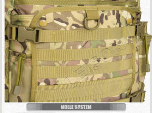 Military Backpack with ISO Standard Waterproof and Flame Retardant pictures & photos