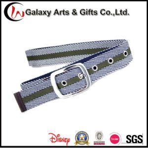 Most Popular Polyester Adjustable Man Belt pictures & photos