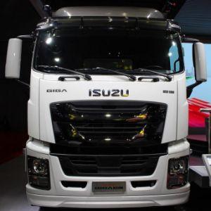 Isuzu Giga Heavy 8X4 Refrigerator Truck pictures & photos
