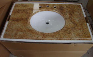 Granite Countertop Polished Granite Countertop pictures & photos